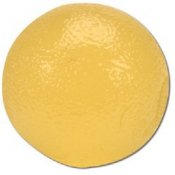 Cando Hand Exercise Balls - Yellow/X Light - Circular