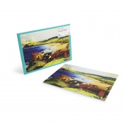 Active Minds Coastal Path Dementia Jigsaw Puzzle (13 Pieces)