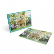 Active Minds Curious Cat Dementia Jigsaw Puzzle (13 Pieces)