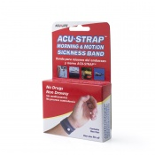 Acu-Strap Morning and Motion Sickness Relief Bands (Pack of 2)