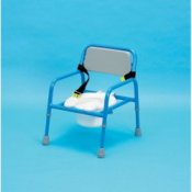 Homecraft Adjustable Paediatric Commode