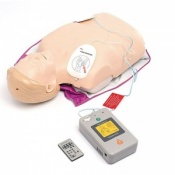 Laerdal Little Anne AED FR3 Mannequin CPR Training Package