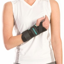 Ultimate Performance Black Neoprene Carpal Tunnel Wrist Brace Support New