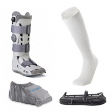 Aircast AirSelect Elite Walker Boot Deluxe Recovery Kit