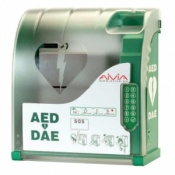 Aivia 210 AED Automatic External Defibrillator Cabinet