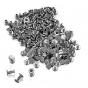 Aluminium Screw Rivets (50 Sets)