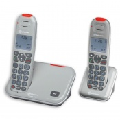 Amplicomms PowerTel 2702 Amplified Cordless Telephone Combo
