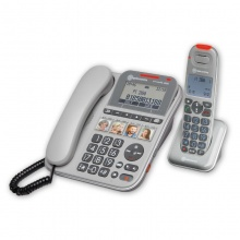 Amplicomms PowerTel 2880 Amplified Telephone Combo with Answering Machine