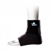 BioSkin Ankle Skin Support with Front Closure