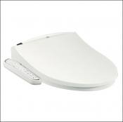 Aqua Sigma Dib C-750 Wash and Dry Bidet Shower Toilet Seat