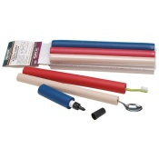 Assorted Closed Cell Foam Tubing (Pack of 6)
