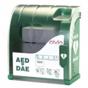 Aivia 200 AED Automatic External Defibrillator Cabinet