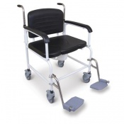 Bariatric Mobile Commode and Shower Chair