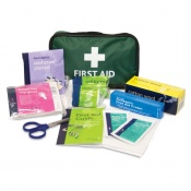 Basic HSE Handy Travel First Aid Kit
