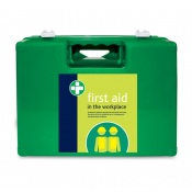 Basic HSE Workplace First Aid Kit in Executive Box