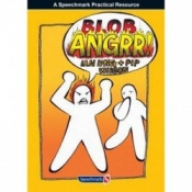 The Blob Anger Book By Pip Wilson & Ian Long