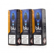 Blu Pro Caramel Cafe E-Liquid (Pack of Three)
