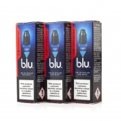 Blu Pro Strawberry Mint E-Liquid (Pack of Three)