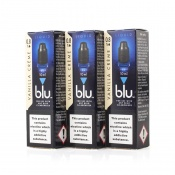Blu Pro Vanilla Creme E-Liquid (Pack of Three)