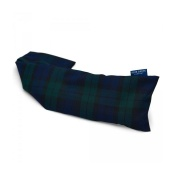 Blue Badge Company Blackwatch Tartan Microwaveable Lavender Wheat Warmer