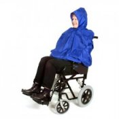Drive Medical Wheelchair Cape With Sleeves