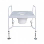 Cefndy Bariatric Raised Toilet Seat