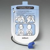 Defibtech Paediatric Defibrillation Pad Package (1 set)
