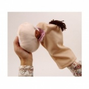 Cloth Breast and Hand Puppet Model Set