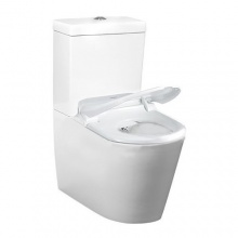 Comfort Height Close Coupled Toilet Without Seat for the CCP-7035CH