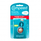 Compeed Foot Care Underfoot Blister Plasters (Pack of 5)