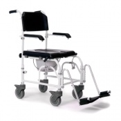 Coopers Attendant-Propelled Shower/Commode Chair