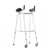 Coopers Forearm Walking Frame with Castors