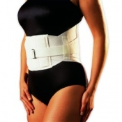 Crossform Elastic Spine and Abdominal Support Belt