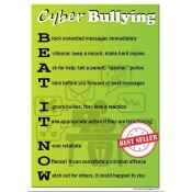 Cyber Bullying Beat It Now Poster Pack