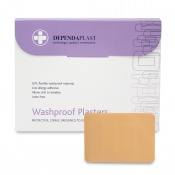 Dependaplast Washproof Plasters (Pack of 50)