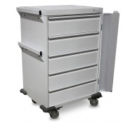 Bristol Maid Lockable Difficult Intubation Trolley