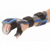 Padded Lining for the Dorsal Resting Hand Brace with Finger Separators