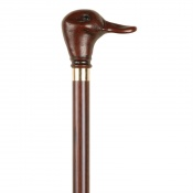 Duck's Head Collectors' Walking Stick