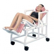 Head Support for the Dura-Tilt Shower Commode Chair