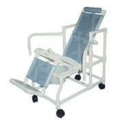 Dura-Tilt Shower Commode Chair