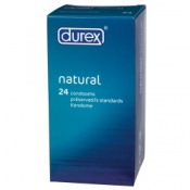 Durex Natural Condoms 20 Pack