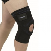 Elastech Compression Knee Support with Open/Closed Patella