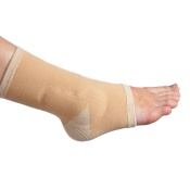 Elastic Ankle Support With Gel Pad