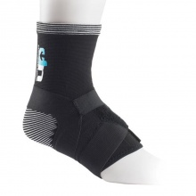 Ultimate Performance Elastic Ankle Support with Straps