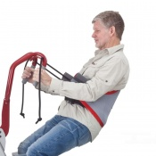 Etac Molift Rgo Stand Up Padded Transfer Sling