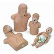 Sani CPR Resuscitation Mannequins Family Pack
