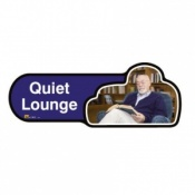 Find Signage Dementia Quiet Lounge Sign