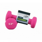 Fitness-Mad Neoprene Dumbbells