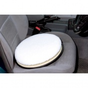Fleece Revolving Seat Cushion
