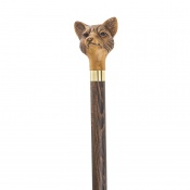 Fox Collectors' Walking Stick